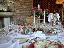 Шикарные изделия из богемского стекла - изюминка Вашего праздничного стола!