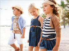 Одеваем деток вместе с модными новинками от популярных производителей детской одежды ТМ Robinzone и Дайс!