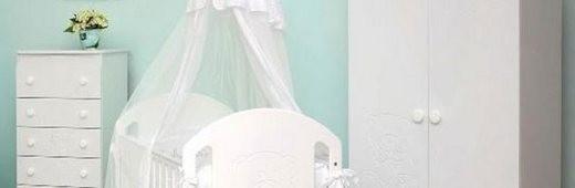 Здоровый и благоприятный сон Вашего малыша, вместе с кроватками Верес