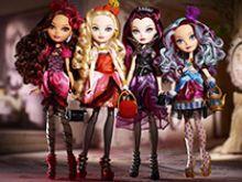Встречаем новинки от Mattel - прелестные куклы Ever After High!