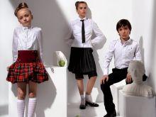 Школьная форма для детей от известных европейских производителей: Jankes, Rossa, Sly, Bartek!