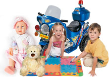 Новое поступление игрушек для детей!