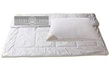 Новинка! Одеяла и подушки Luxury Linens!