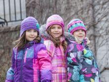 Встречаем зиму ярко! Новая коллекция детской одежды от Тм Nano!