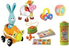 Новинка! Игрушки для малышей New element и Ouaps!