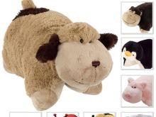 Забавные декоративные подушки от американского бренда Pillow Pets!