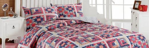 Красота вашего спального места начинается с покрывала