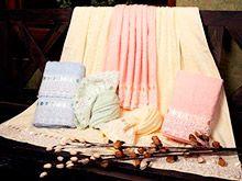 Новая коллекция ярких полотенец для Вашего дома и отдыха - ТМ Романтика и ТМ Cool