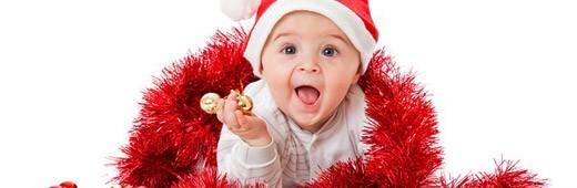 Первый Новый год и Рождество в жизни Вашего малыша в праздничной одежде c аксессуарами от ТМ Shun Lee Toys!