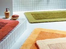 Стильные и яркие коврики для ванной комнаты от компании «Spirella»!