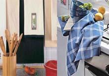 Новые наборы кухонных полотенец ТАС!