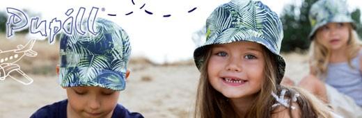 Панамки для девочек и мальчиков Pupill - настоящее польское качество