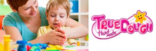 Наборы для лепки TrueDough - развитие и эстетическое воспитание вашего ребенка